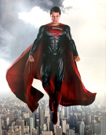 Man of Steel geniş