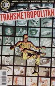 transmetropolitan 5