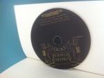 Soner Canözer'in Albatros Süvarisi kitabının arka kapak içi ve CD