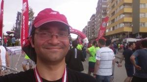 Yarış Sonunda Selfie :)